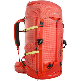 Tatonka Cima Di Basso 38 RECCO Backpack Women red orange